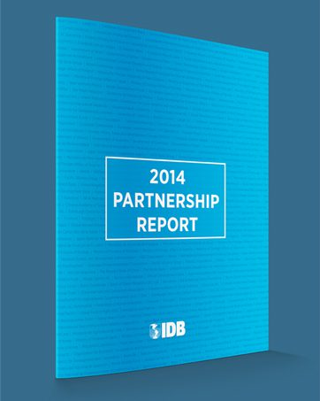 IDB : 2014 Partnership Report