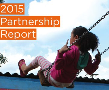 IDB : 2015 Partnership Report