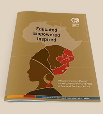 Educated, Empowered, Inspired: Transforming lives through the response to HIV and AIDS in East and Southern Africa